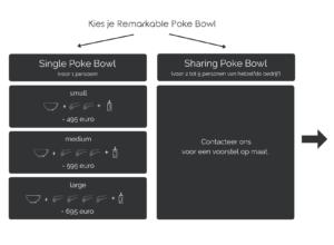 Remarkable Poke Bowls - Single of Sharing
