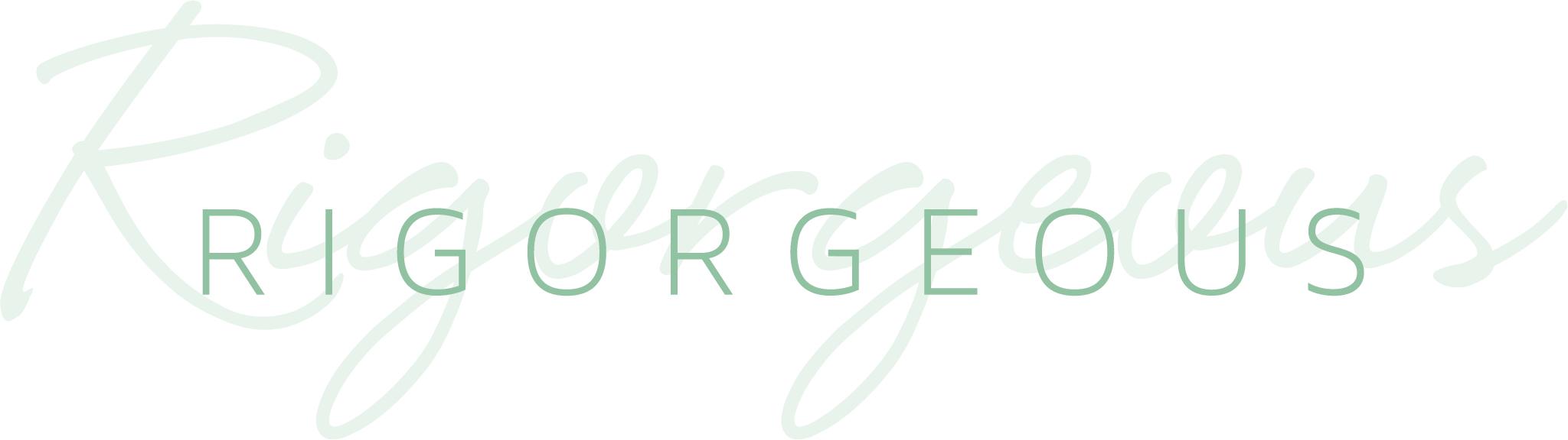 Logo Rigorgeous